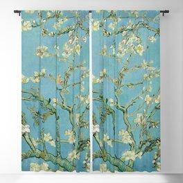 """Vincent van Gogh """"Almond Blossoms"""" Blackout Curtain"""