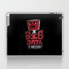 Big Data is Watching Laptop & iPad Skin