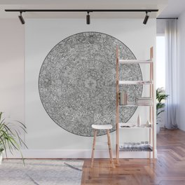 The Inner Hive Wall Mural