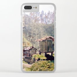 Cabazos Clear iPhone Case