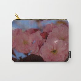 Vibrancy of Cherry Tree Blossoms Carry-All Pouch