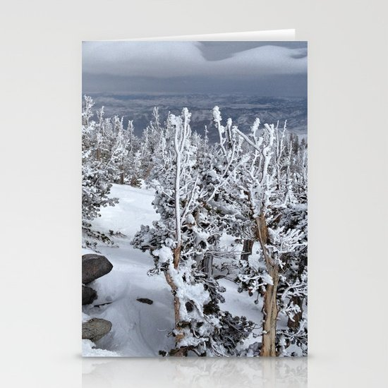 Mt Rose Stationery Cards