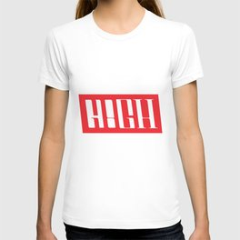 H!GH Contrast T-shirt