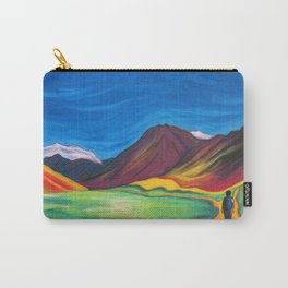 Mendoza walking Carry-All Pouch