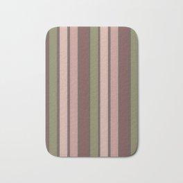 Colorful Stripes 2 Bath Mat