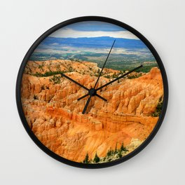 Bryce Canyon LH Wall Clock