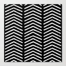 Graphic_Black&White #3 Canvas Print