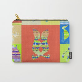 Indian patchworks74 Carry-All Pouch