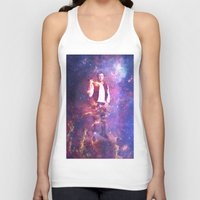 han solo Tank Tops featuring Han Solo by MaNia Creations