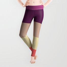 Figs Colorful Pattern Leggings