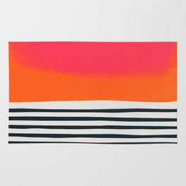Sunset Ripples Rug