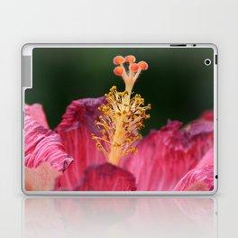 Pink Hibiscus Laptop & iPad Skin