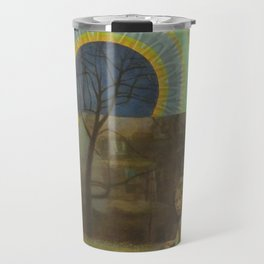 Apophenia (unfinished) Travel Mug