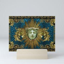 Grand Baroque Panel Mini Art Print