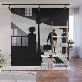Friedkin's The Exorcist Wall Mural