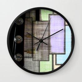 Headstock Exchange Wall Clock