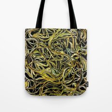 A Tangle of Vines Tote Bag