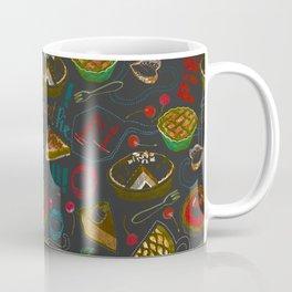 BLACK SWEET PIE Coffee Mug