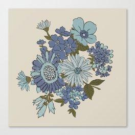 Dorchester Flower 3 Canvas Print