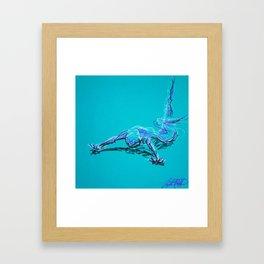 Gesture Framed Art Print