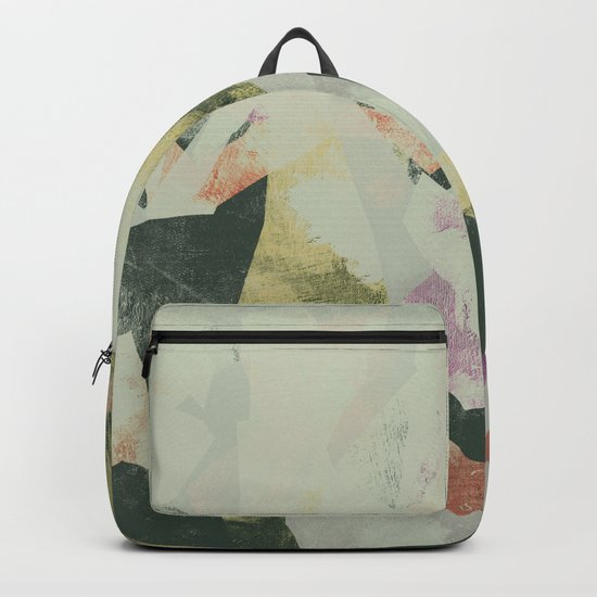 Camouflage III Backpack