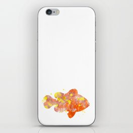 Clown Fish iPhone Skin