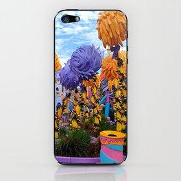 Truffula Trees iPhone Skin