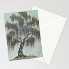 Sunny Live Oak Stationery Cards