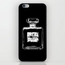 Old perfume, parfum bottle - Eroded label - Nº - Paris - Vintage - Fashion iPhone Skin