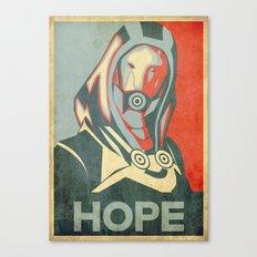 Tali Zorah : HOPE Canvas Print