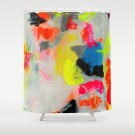 Foam Shower Curtain