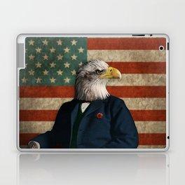 Official Portrait of Senator Silas Eagle Laptop & iPad Skin