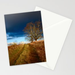 Road to the Storm Stationery Cards