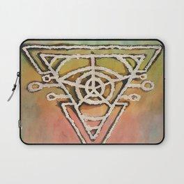 Geometric Portal Laptop Sleeve