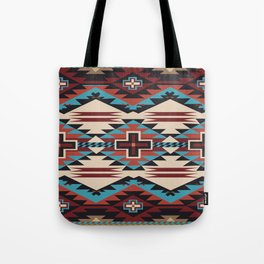 American Native Pattern No. 67 Tote Bag