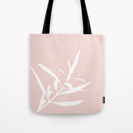 Branch in Silhouette Tote Bag