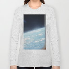 Earth from the sky 2 Long Sleeve T-shirt
