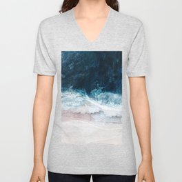 Blue Sea II Unisex V-Neck