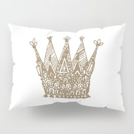 Royal Crown Pillow Sham