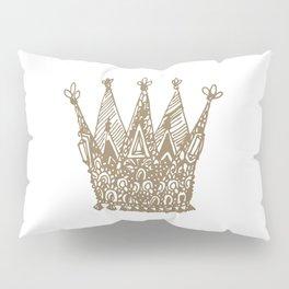Royal Crown Pillow Sham