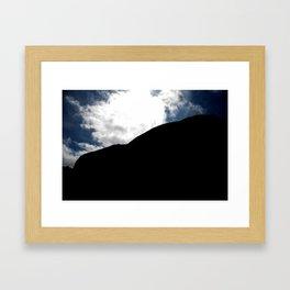 Heavy Framed Art Print