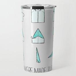 You Were Made To Soar Travel Mug