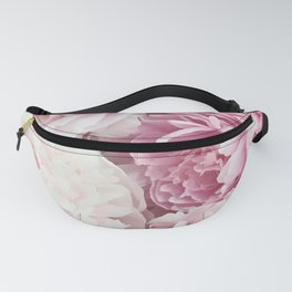 A bunch of peonies Fanny Pack
