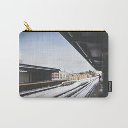 J Train Carry-All Pouch