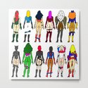 Superhero Butts - Girls Superheroine Butts LV by notsniw