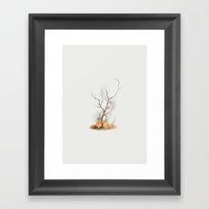 Snared Framed Art Print