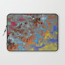 autumn fresh rainy days Laptop Sleeve