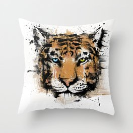 Mushin (no mind) Throw Pillow