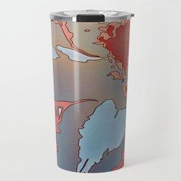 Azalea 1 Travel Mug