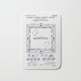 Monopoly Bath Mat